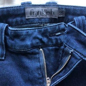 Frankie B jeans super soft denim!